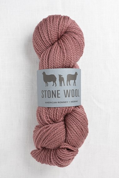Image of Stone Wool Romney + Merino