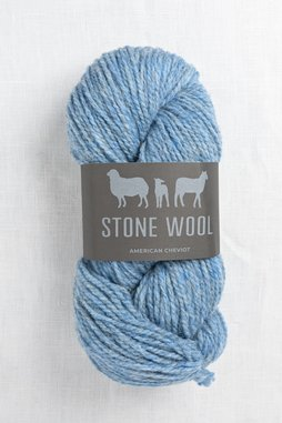 Image of Stone Wool Cheviot Cerulean 01
