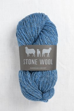 Image of Stone Wool Cheviot Cerulean 02