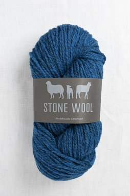 Image of Stone Wool Cheviot Cerulean 03