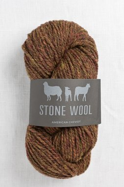 Image of Stone Wool Cheviot Ochre 03
