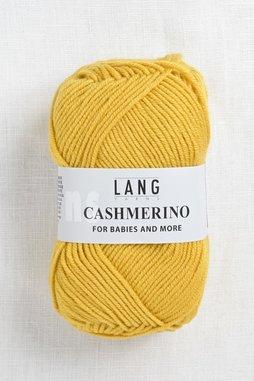 Image of Lang Cashmerino 50 Lemonade