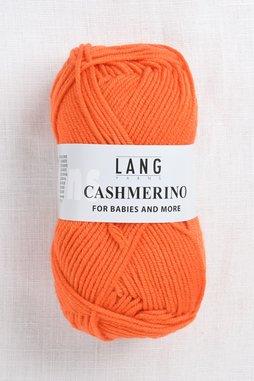 Image of Lang Cashmerino 59 Orangeade