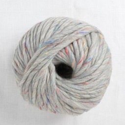 Image of Wool and The Gang Crazy Sexy Wool 220 Funfetti Primary Grey