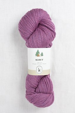 Image of Kelbourne Woolens Scout 519 Orchid Heather