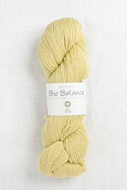Image of BC Garn Bio Balance 2 Pale Yellow