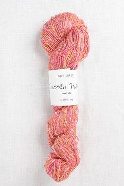 Image of BC Garn Tussah Tweed 29 Coral Yellow