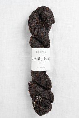 Image of BC Garn Tussah Tweed 8 Dark Brown