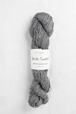 Image of BC Garn Sarah Tweed 18 Dark Gray