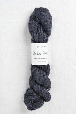 Image of BC Garn Sarah Tweed 12 Charcoal (Discontinued)