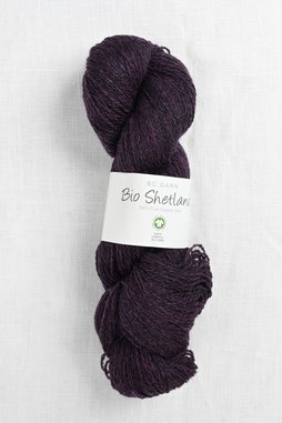 Image of BC Garn Bio Shetland 29 Sloe