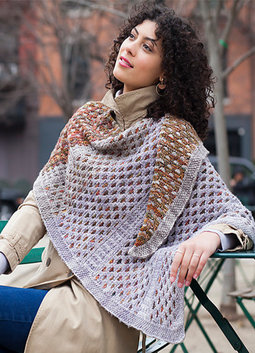 Image of Malabrigo Margaux Shawl Kit