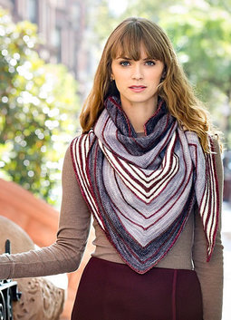 Image of Malabrigo Union Shawl Kit