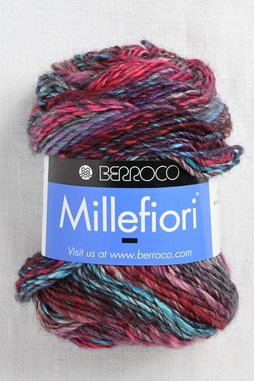 Image of Berroco Millefiori 7856 Fuchsia