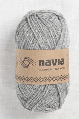 Image of Navia Trio Sock 502 Light Grey