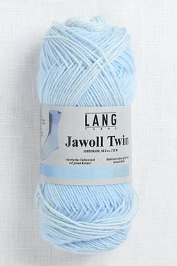 Image of Lang Jawoll Twin 501 Light Blue Fade