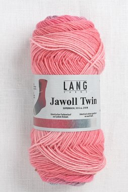 Image of Lang Jawoll Twin 503 Pink to Grey Fade
