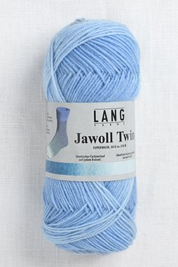Image of Lang Jawoll Twin 507 Denim Blue Fade