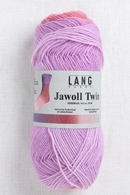 Image of Lang Jawoll Twin 510 Orchid to Light Pink Fade