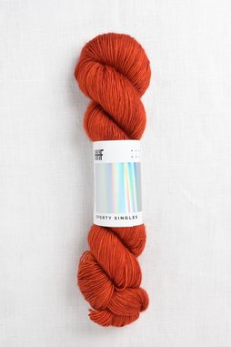 Image of Hedgehog Fibres Sporty Singles Rusty Nail