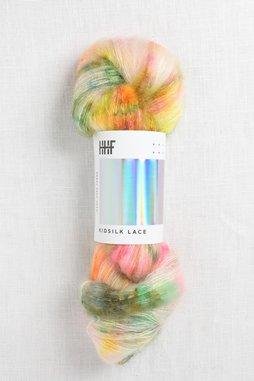 Image of Hedgehog Fibres Kidsilk Lace Poppy