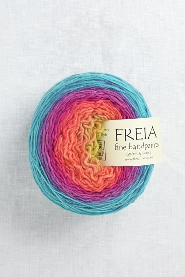 Freia Fingering Shawl Ball
