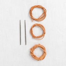 Image of Cocoknits Leather Cord & Needle Stitch Holder Kit