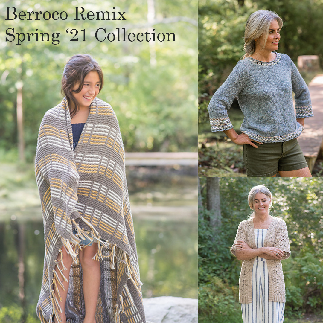 Feature Pattern of the Week - Remix Spring '21