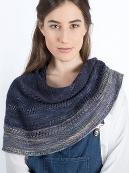 Image of Moon River Shawlette