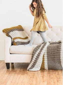 Image of Bayport Pillow & Throw