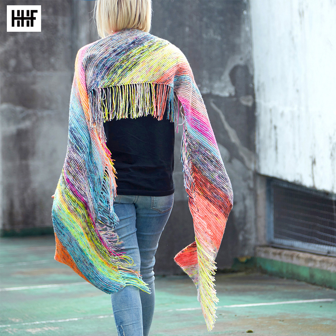 Feature Pattern of the Week - Flying Fringe