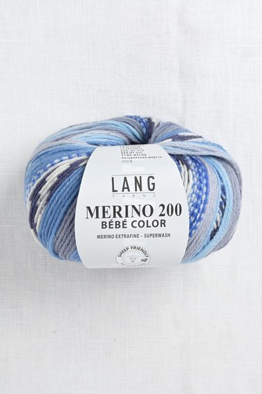 Lang Merino 200 Bebe Color