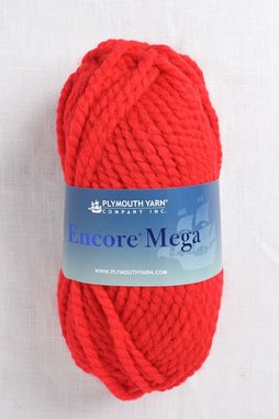 Image of Plymouth Encore Mega 1386 Christmas Red