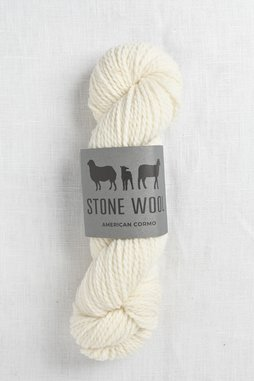 Image of Stone Wool Cormo Scour (50g skein)