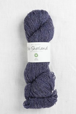 Image of BC Garn Bio Shetland 24 Cloud Berry