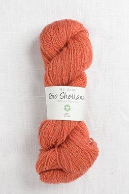 Image of BC Garn Bio Shetland 37 Burnt Orange