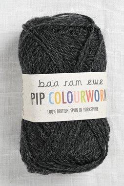 Image of Baa Ram Ewe Pip Colourwork 8 Coal