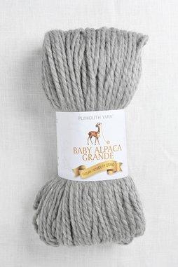 Image of Plymouth Baby Alpaca Grande 401 Light Grey
