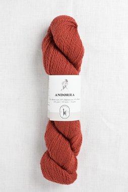 Image of Kelbourne Woolens Andorra 630 Brick