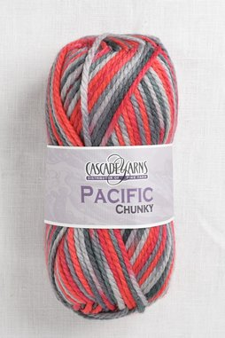Image of Cascade Pacific Chunky Multis 604 Fire & Smoke (Discontinued)