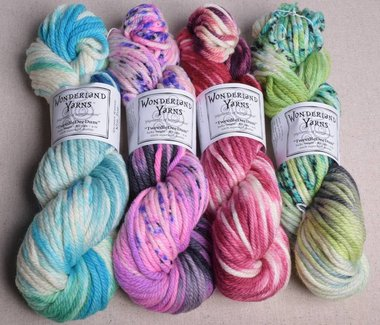 Wonderland Yarns TweedleDeeDum
