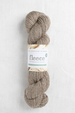 Image of WYS Fleece Bluefaced Leicester DK 002 Light Brown