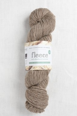 Image of WYS Fleece Bluefaced Leicester Roving 002 Light Brown