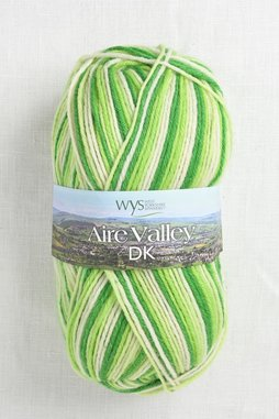 Image of WYS Aire Valley DK 879 Mojito (Discontinued)
