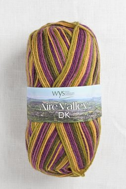 Image of WYS Aire Valley DK 811 Passion Fruit Cooler (Discontinued)