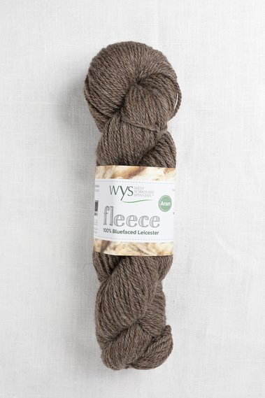 Image of WYS Fleece Bluefaced Leicester Aran