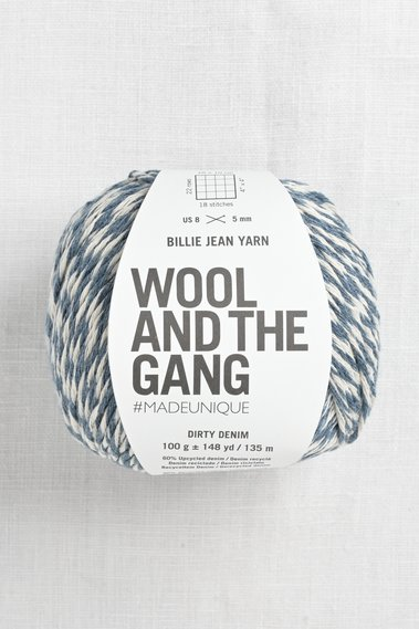 Image of Wool and the Gang Billie Jean Yarn
