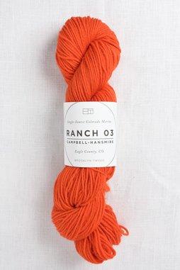 Image of Brooklyn Tweed Ranch 03 Poppy
