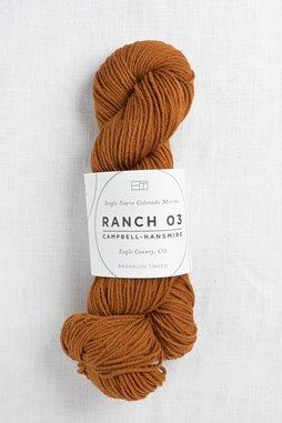 Image of Brooklyn Tweed Ranch 03 Saddle