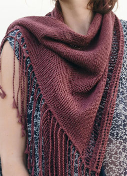 Image of Quince & Co. Spate Shawl Kit